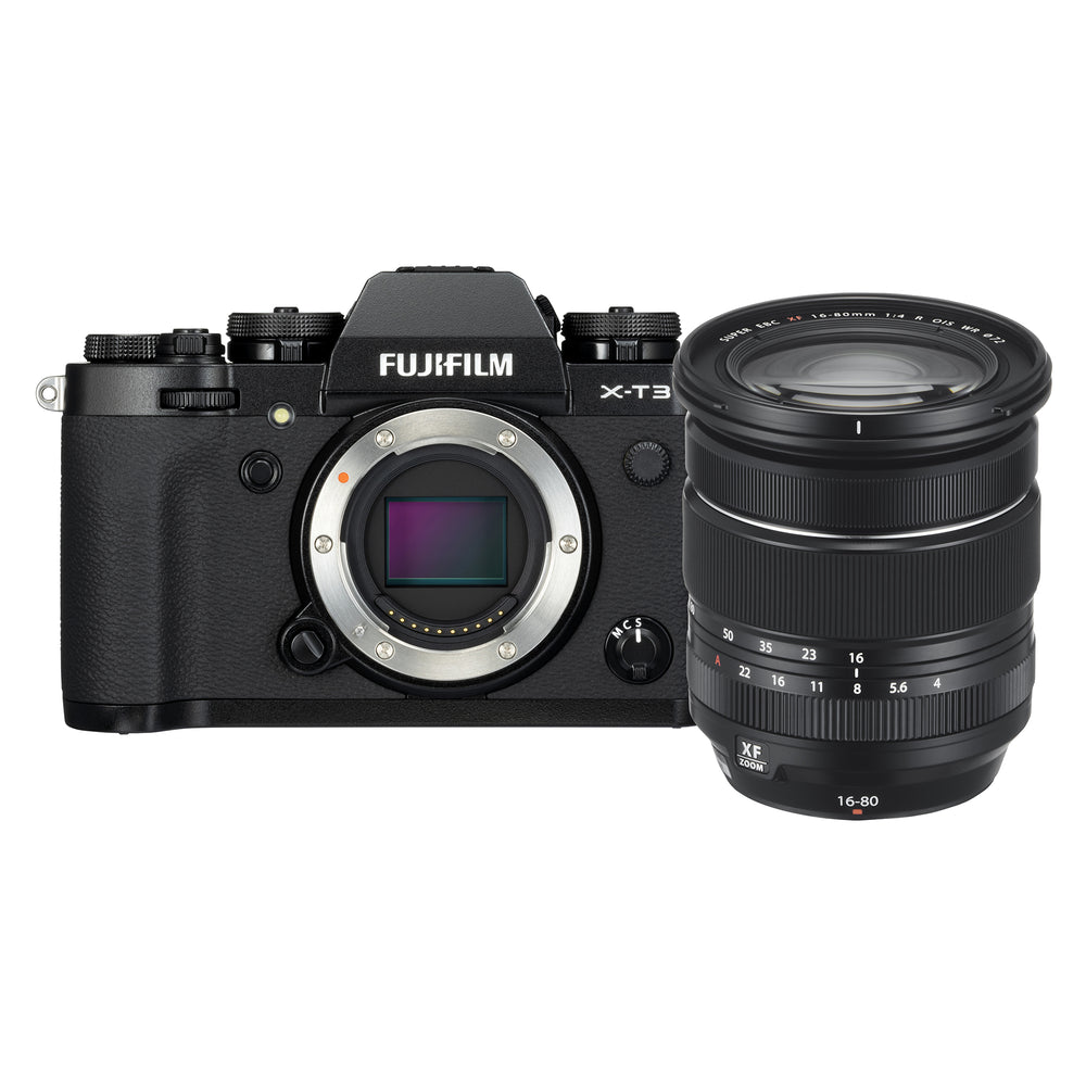 Load image into Gallery viewer, FUJIFILM X-T3 Mirrorless Digital Camera