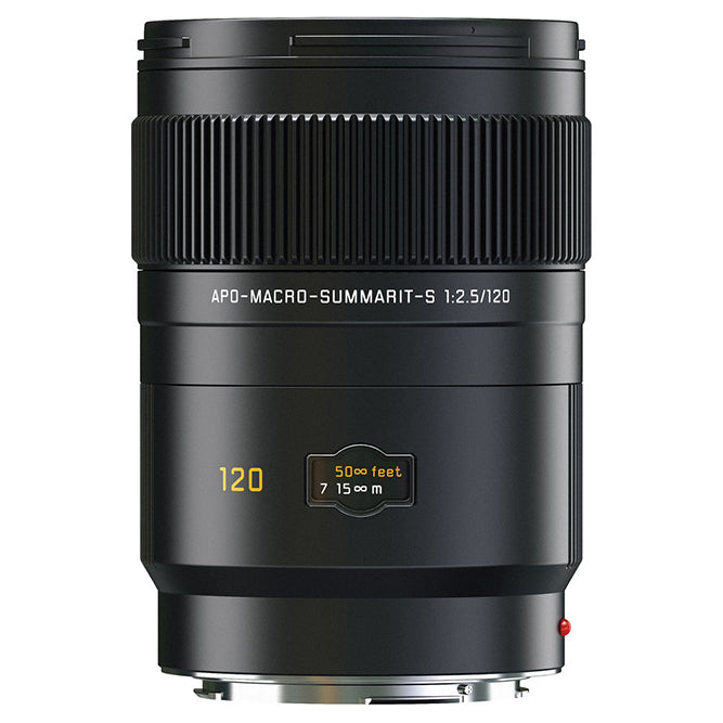Leica APO-Macro-Summarit-S 120mm f/2.5 (CS)