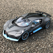 Load image into Gallery viewer, Bburago 1/18 1:18 Bugatti Divo Sport Racing Car Diecast Display Model Birthday Toy For Kids Boys Girls