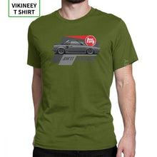 Load image into Gallery viewer, AW11 JDM T-Shirts Japanese Car Sportcar Automotive Engine T Shirt Man New Clothes Awesome O-Neck 100% Cotton Tees