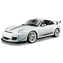 Load image into Gallery viewer, Bburago 1:18  Porsche 911 GT3 RS car alloy car model simulation car decoration collection gift toy Die casting model boy toy