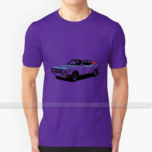Datsun Violet 1977 KP711 T - Shirt Men 3D Print Summer Top Round Neck Women T Shirts datsun violet rally nissan car automotive