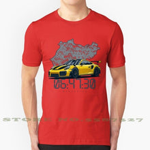 Load image into Gallery viewer, Gt2 Rs Nordschleife Summer Funny T Shirt For Men Women Car Auto Automotive Vehicle Motors Sport Sportcar Supercar Germany Race