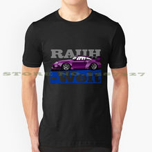 Load image into Gallery viewer, Purple Rauh Welt Begriff Fashion Vintage Tshirt T Shirts Rauh Welt Rwb Japan Tuner Car Automotive Modified Engine Speed