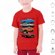Load image into Gallery viewer, Jdm Mix. Sports 800 , Ae86 , Cressida And Levin Te27 T Shirt Cotton Cars Vehicle Auto Automotive Vector Legend Jdm Japan Wheel