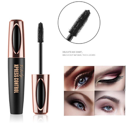 Long dry eyelash mascara is waterproof