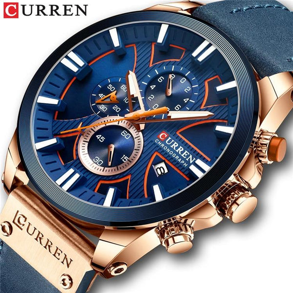 New CURREN Men Watches Fashion bestshopr