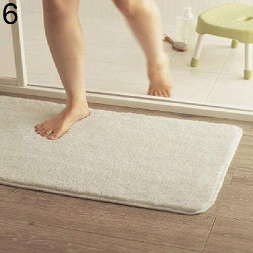 New Candy Color Soft Anti-Skid Carpet