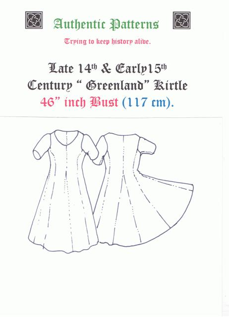 14th & 15th Century Kirtle