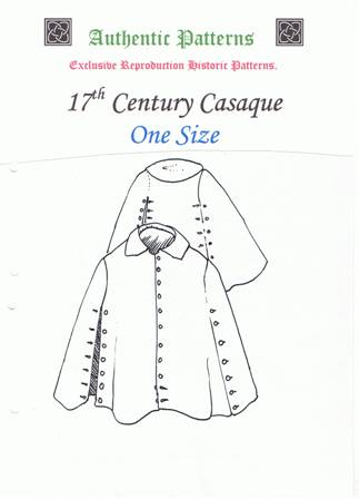 17th Century Casaque
