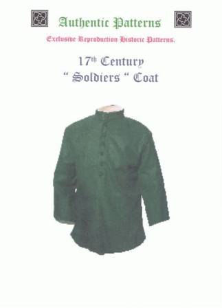 17th Century Soldiers Coat