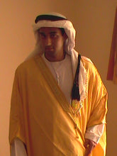 Load image into Gallery viewer, Arabic Robe - Gold