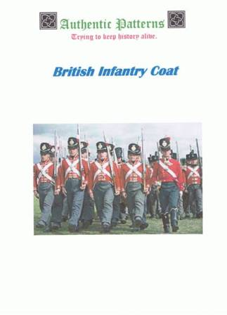 British Infantry Coat