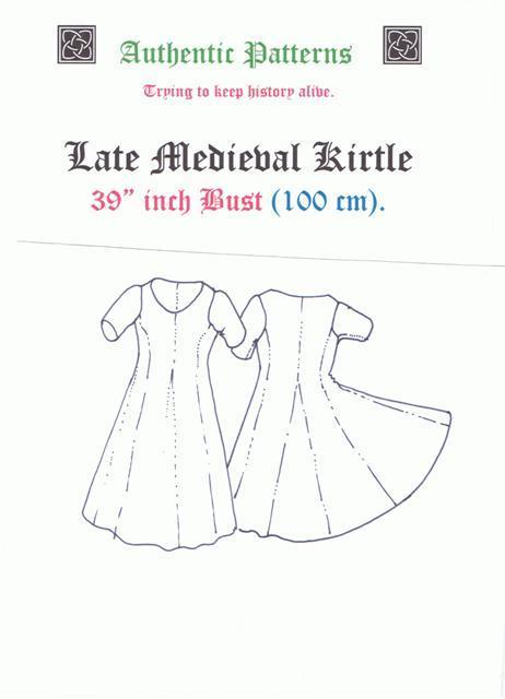 ZP- Late Medieval Kirtles