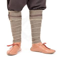 Viking Puttees (Leg Bindings)