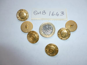 Military Buttons ( 1643 )