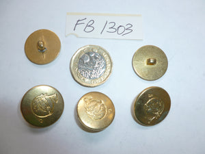 Military Buttons ( FB 1303 )