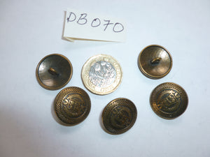 Military Buttons ( DB 070 )