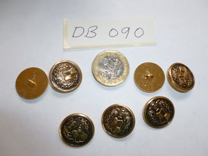 Military Buttons ( DB 090 )