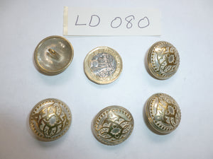 Military Buttons ( DB 080)