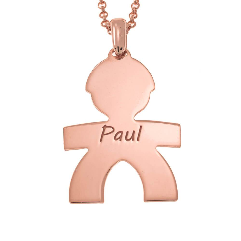 Boy Name Necklace
