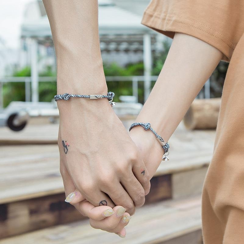 COUPLES INFINITY LOVE BRACELETS
