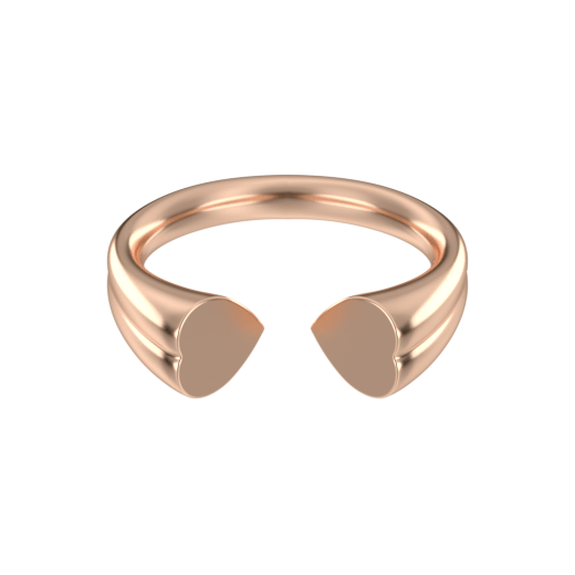 Heart To Heart Ring