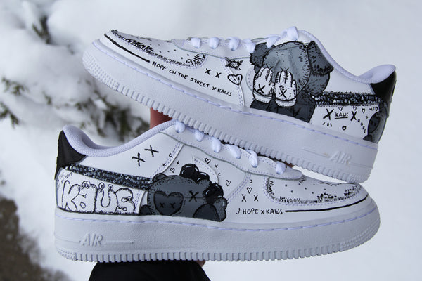 "Air Force 1 ""KAWS 4.0"""