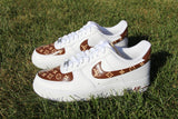 "Air Force 1 ""Brown LV"""