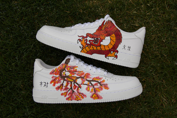 "Air Force 1 ""Japanese Dragon"""