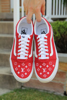 "Vans Old Skool ""Red LV"""