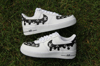 "Air Force 1 ""Black Drip LV"""