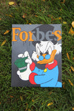 "Canvas Panel ""Scrooge Forbes 2.0"""