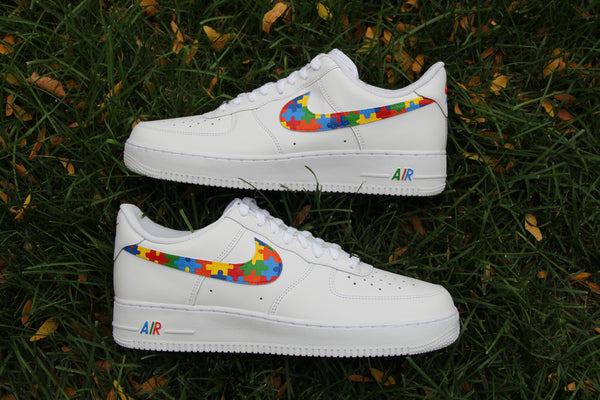 "Air Force 1 ""Autism Awareness"""