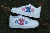 "Air Force 1 ""Angel & Stitch"""