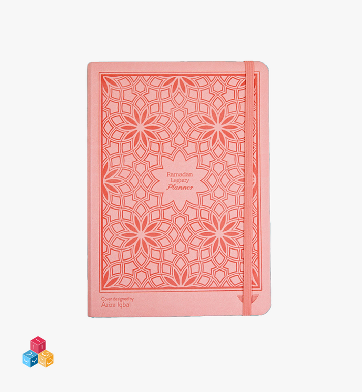 Ramadan Legacy Planner - Magnificent Marjan Coral