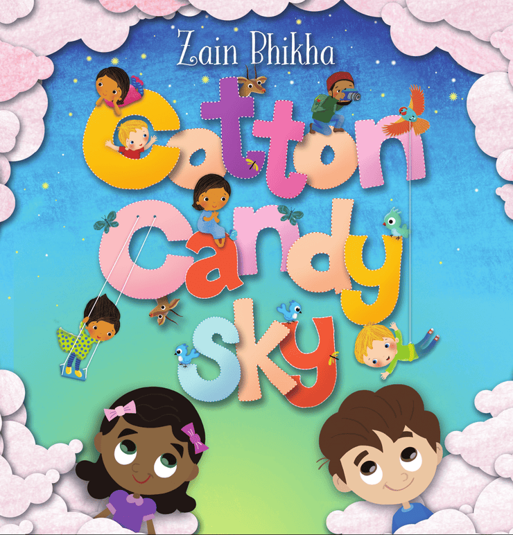 Cotton Candy Sky - The Song Book by Zain Bhika