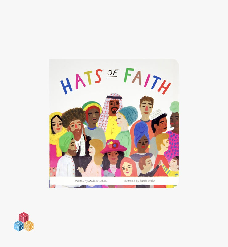 Hats of Faith Children's Book
