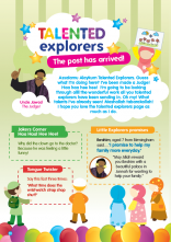 Little Explorers – Issue 17 | The Islamic Magazine for Muslim Children