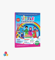 Little Explorers Issue 21 | Meet the Explorer Guides