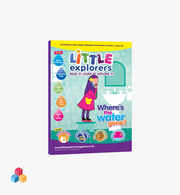 Little Explorers Issue 24 | Where's the water gone?