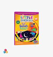 Little Explorers Issue 25 | Is it Salah time?