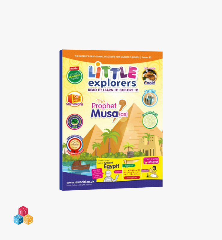 Little Explorers – Issue 33 | The story of Prophet Musa