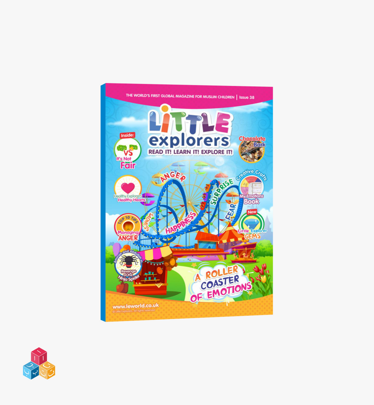 Little Explorers – Issue 38 | The Islamic Magazine for Muslim Children