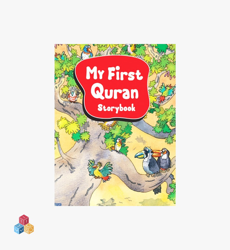 My First Quran Storybook