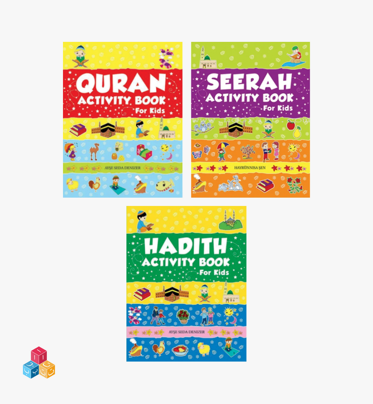 Quran, Hadith & Seerah - ACTIVITY BUNDLE