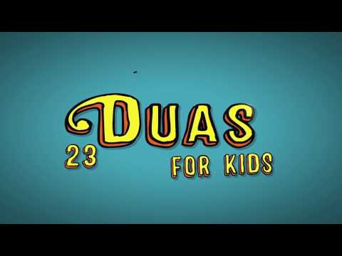 Hadith & Duas For Kids - BUNDLE