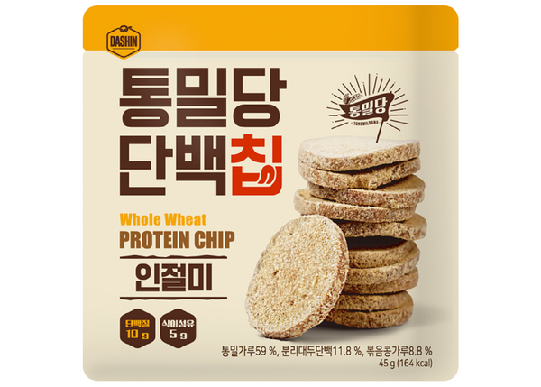 Dashin Whole Wheat & Protein Biscuits (Injeolmi)