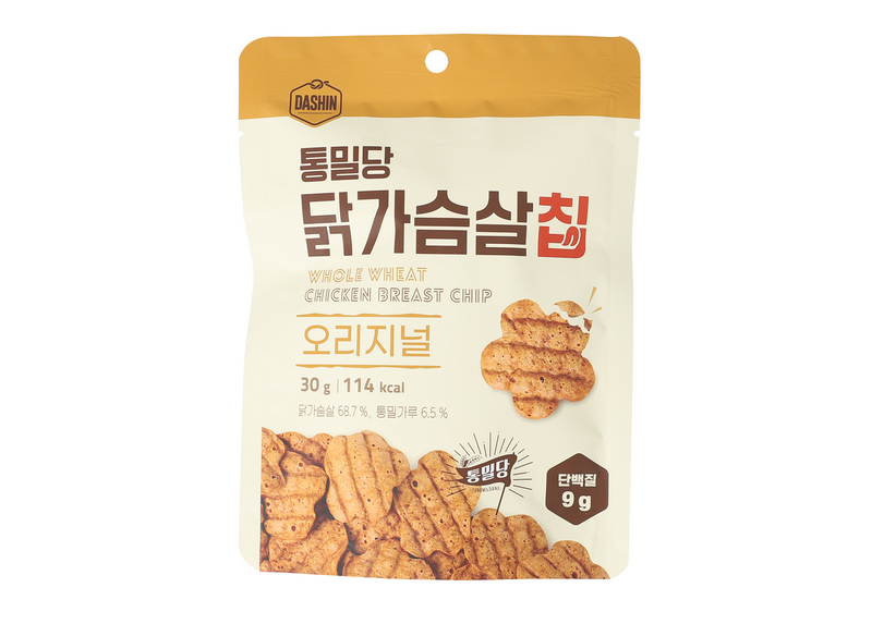 Dashin Protein Chicken Breast Chips