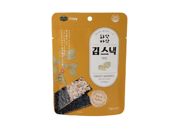 The beant Crispy Seaweed with Soy Protein (Cheese)